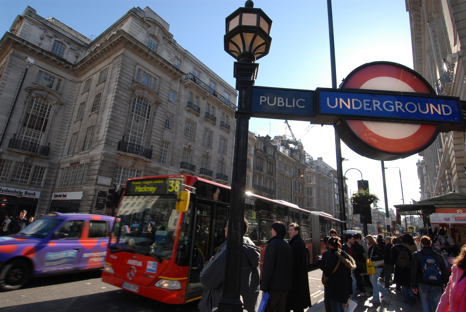 Tube strikes postponed to early September