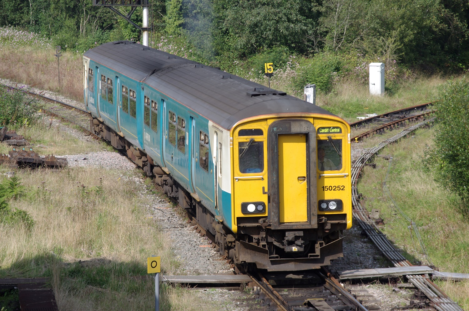 Abellio withdraws from Wales and Borders after Carillion collapse