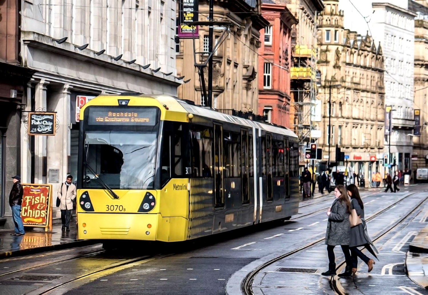 Tram passengers demand better value for money from services