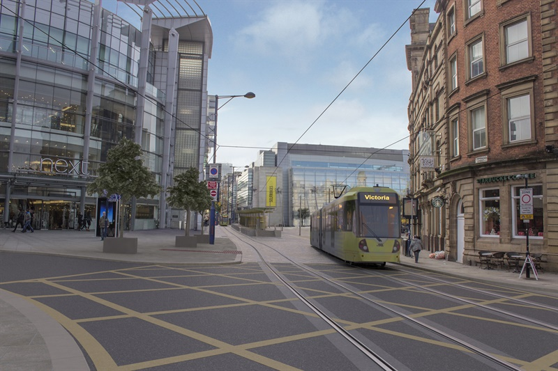 Construction work begins on Metrolink's Second City Crossing