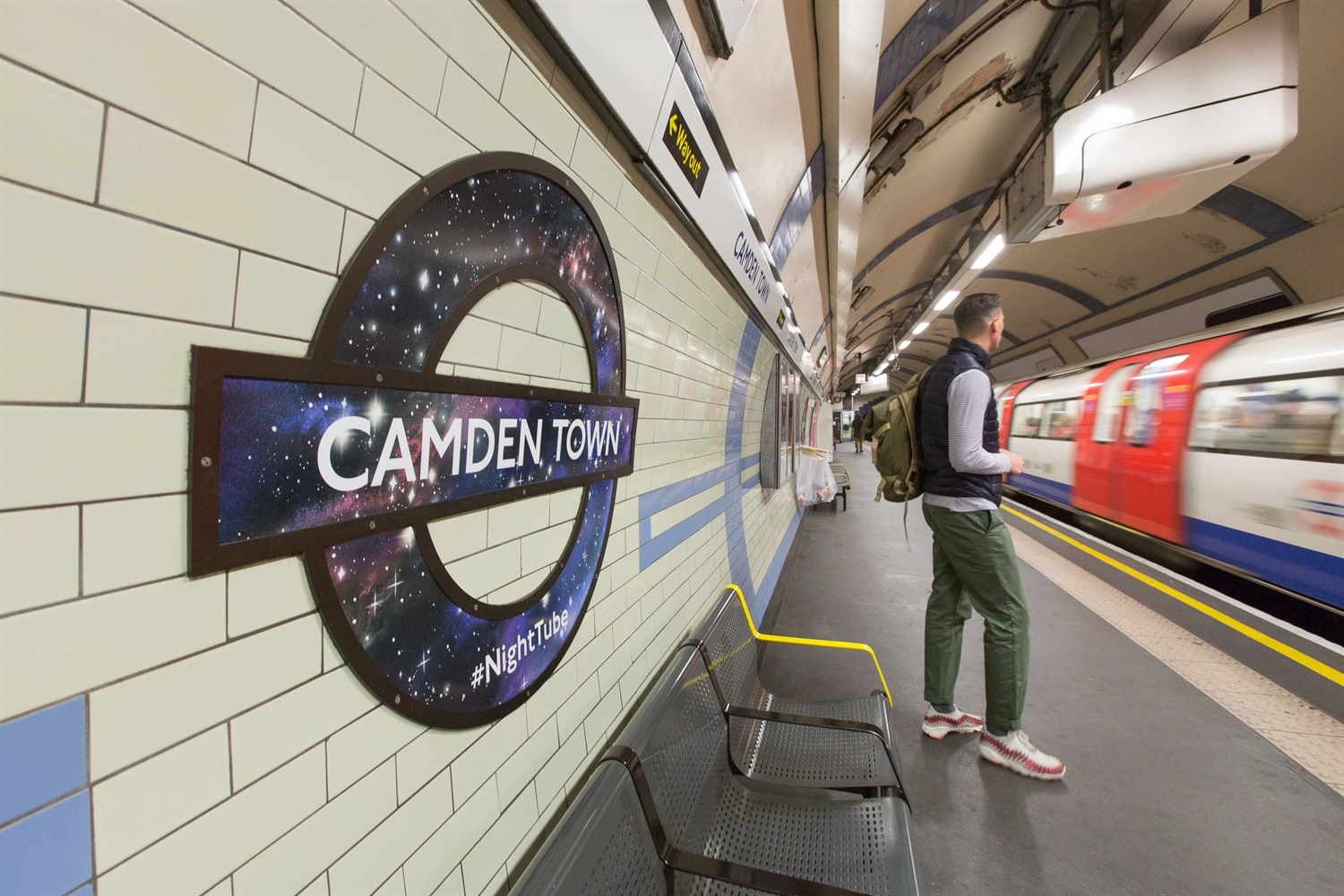 Night Tube: The twilight economy