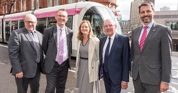 Midland Metro extension work to start 'within weeks' as DfT funds secured