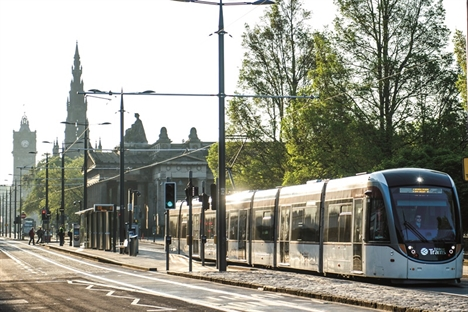 Everyday learning for Edinburgh Trams