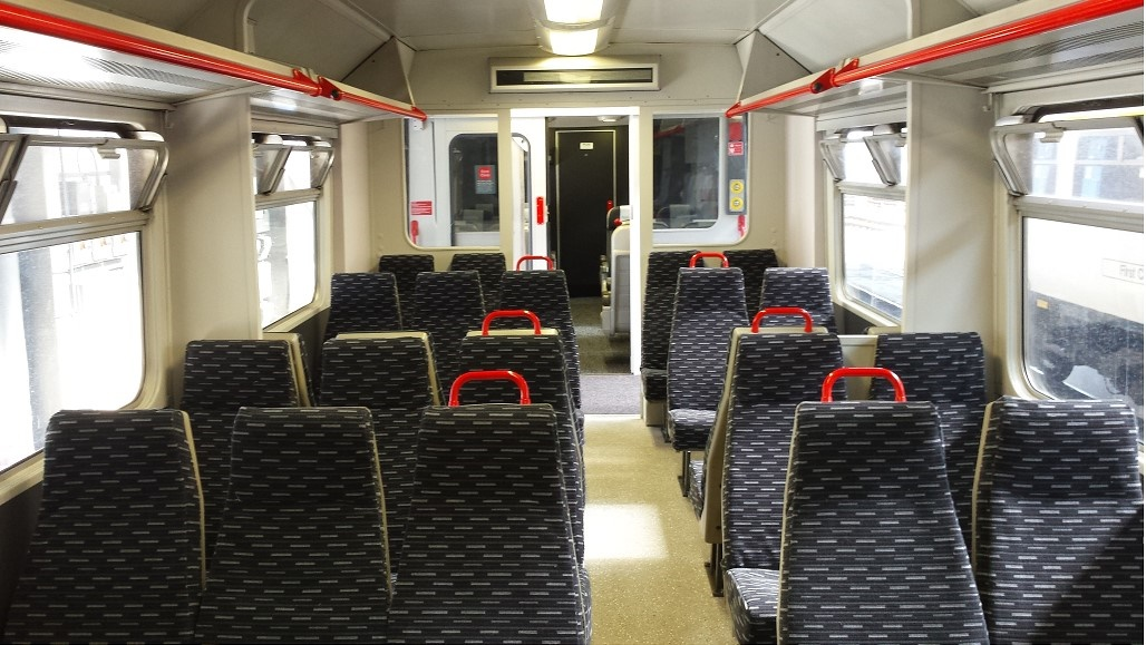 Greater Anglia's £3.8m Class 321 refurb nears completion
