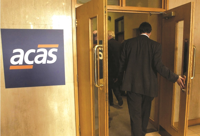 Tube talks resume at Acas
