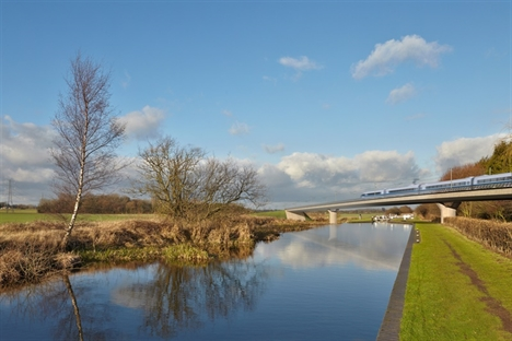 MPs vote 'overwhelmingly' in favour of HS2