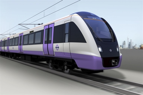 Garrandale awarded contract to help deliver Crossrail trains