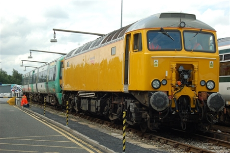 Class 57s modified for faster rescue