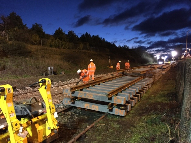 Delays to £68m rail line upgrade to keep Norfolk branch line closed