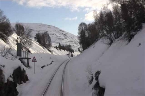 Scottish winter timetable for rail announced