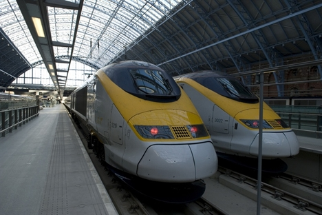 Eurostar appoints Clare Hollingsworth as new chairman