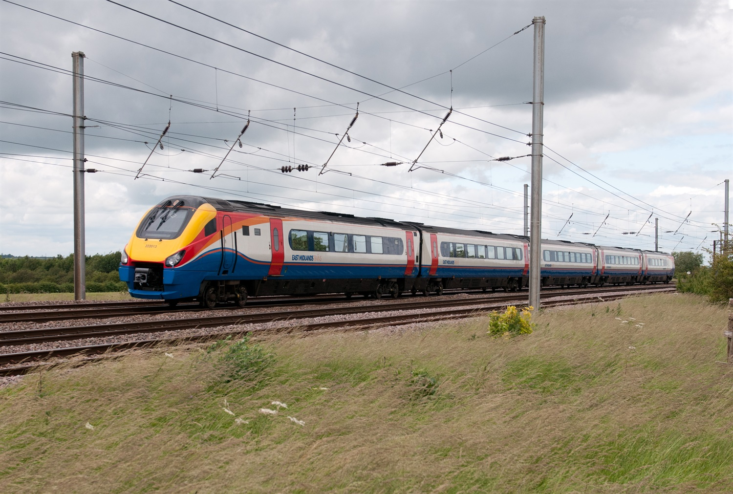 NR publishes East Midlands route study