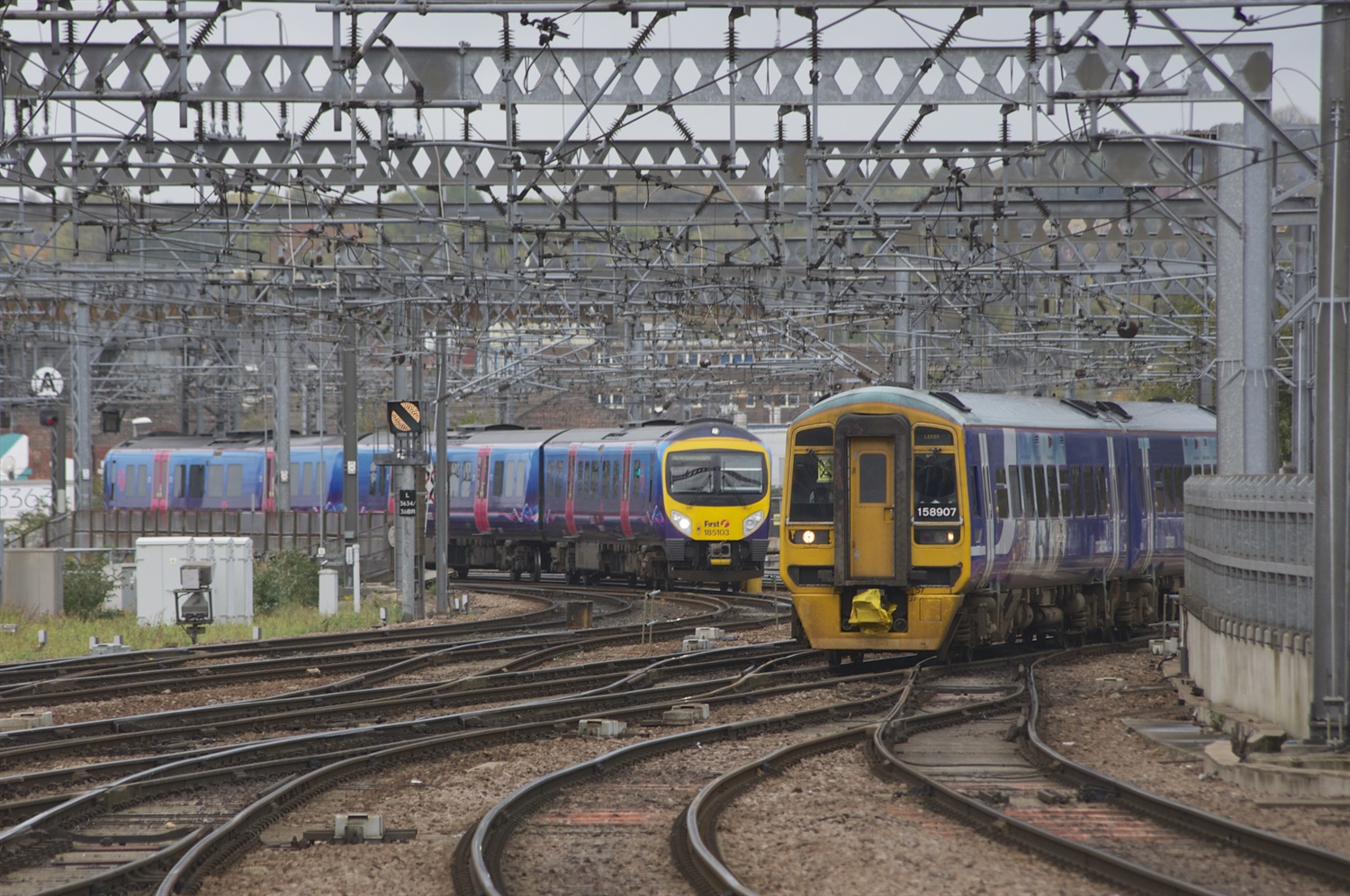 Transport Committee inquiry seeks evidence on rail franchising