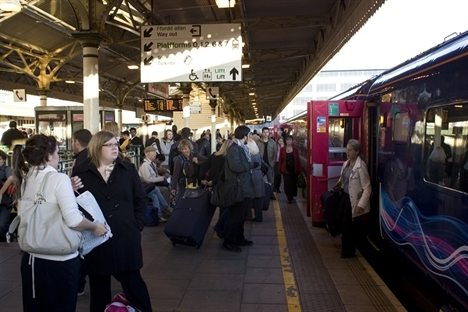 Passengers demand punctual and reliable Great Western service