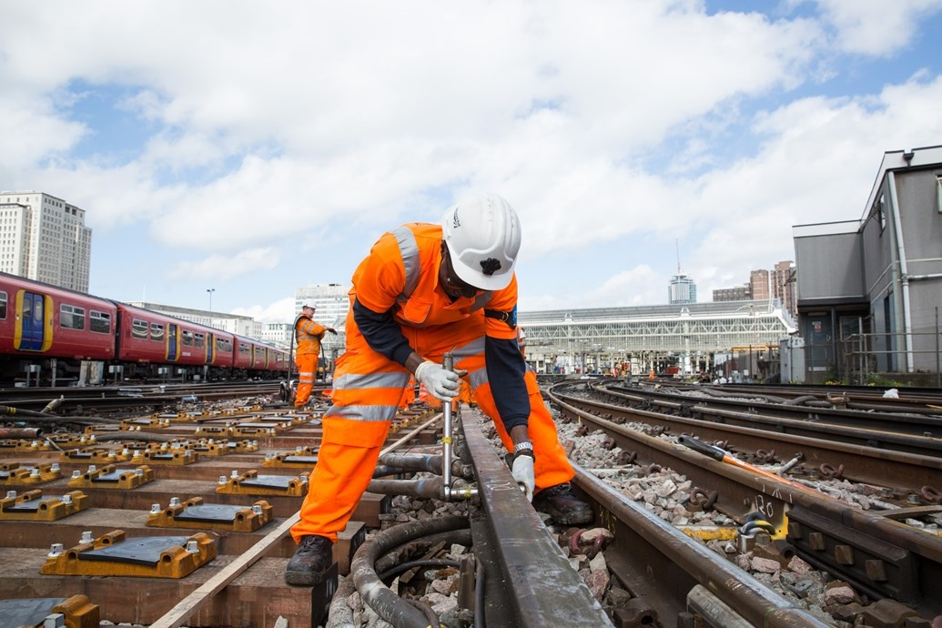 Network Rail announces final CP6 multimillion-pound contract winners for rail projects in Scotland and North East