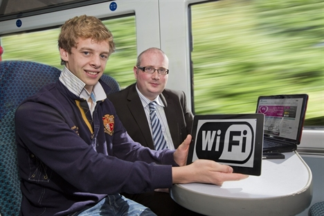 Free wi-fi introduced by Translink
