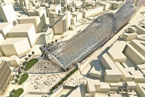 HS2 construction HQ will be in Birmingham