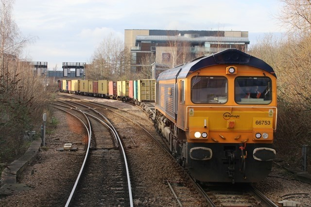 £15m Network Rail freight upgrade between Doncaster and Lincolnshire kicks off