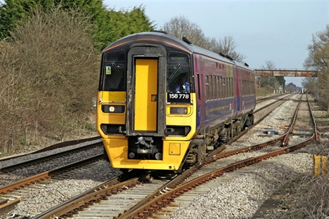 £4.25m grant to fund Wiltshire rail improvements