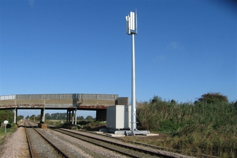 Signalling upgrade contract for telent