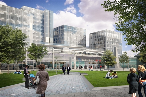 Euston and Old Oak Common HS2 builders invited to tender