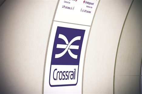 Supply chain opportunities on Crossrail
