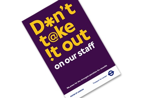 TfL launches anti-violence campaign