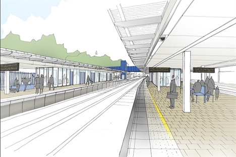 £5.2m refurbishment for Twickenham station