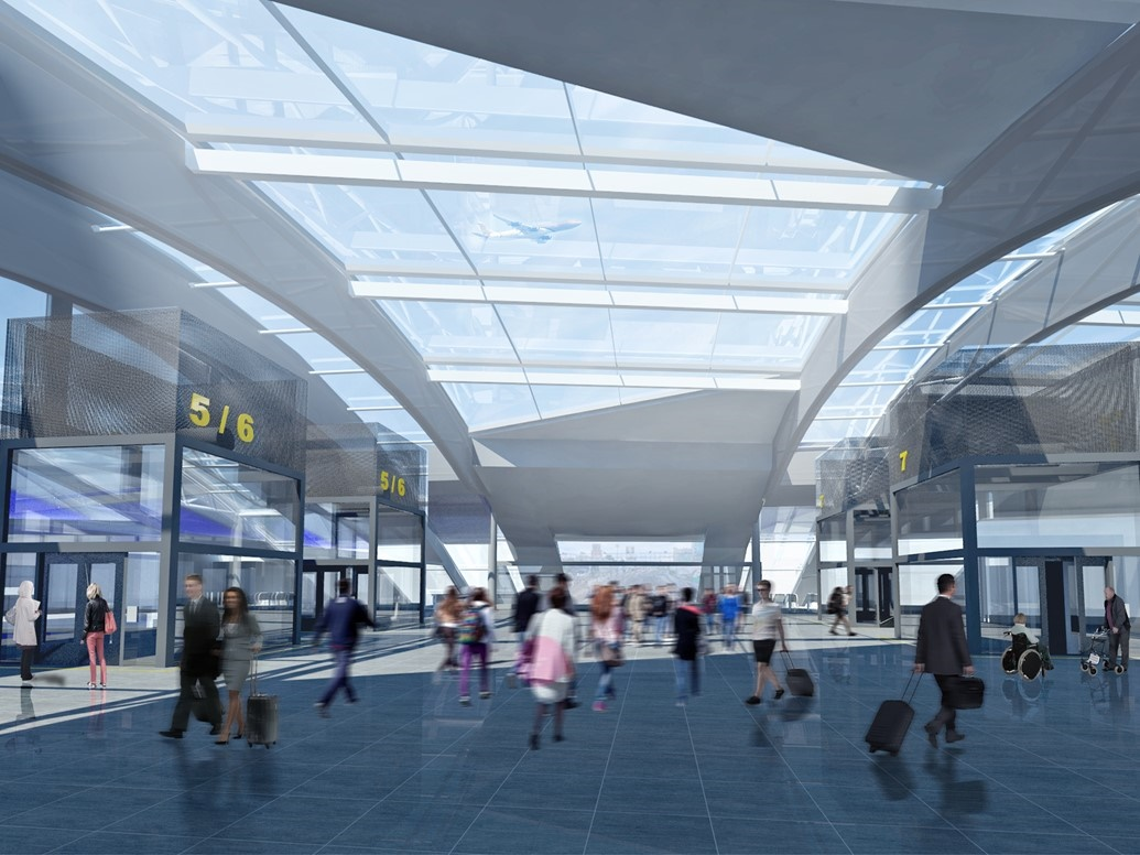 Network Rail submits application for major Gatwick station transformation