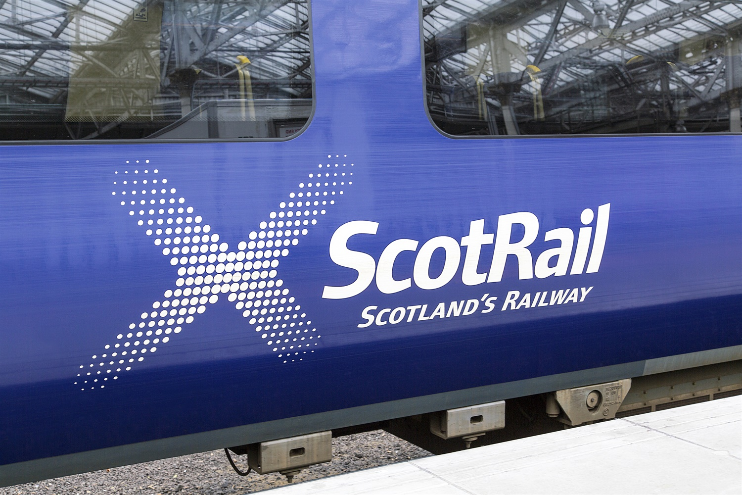 ScotRail 19 month-high for trains running on time