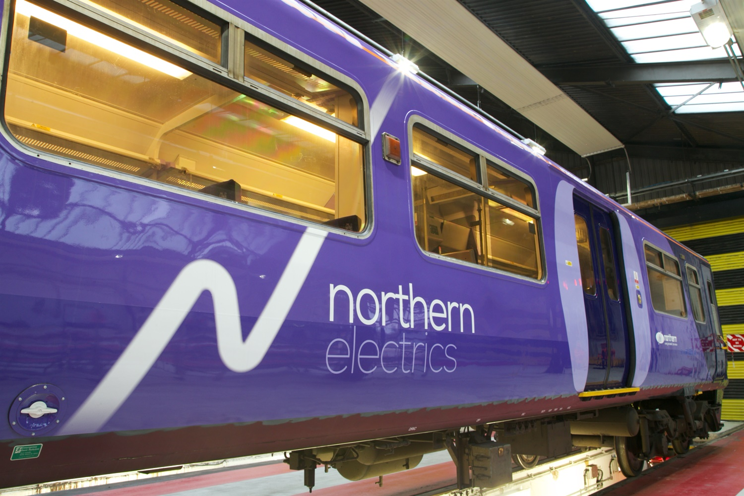 Northern's Class 319s take to the rails