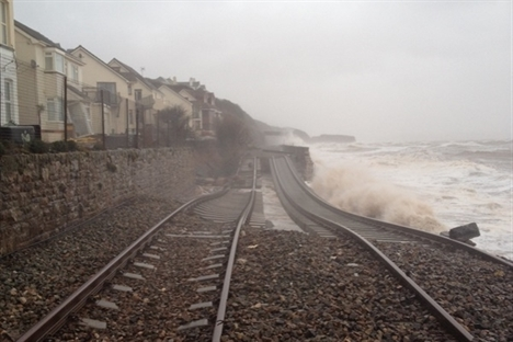 Climate change to affect resilience of GB rail network says RSSB