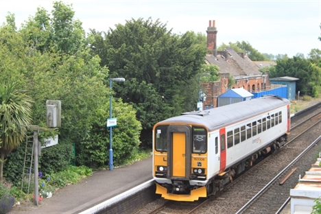Highest punctuality for Greater Anglia