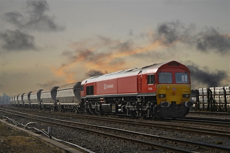 Increasing rail freight's modal share