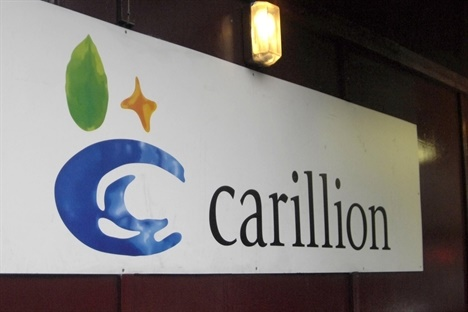 Key HS2 contractor Carillion goes into liquidation