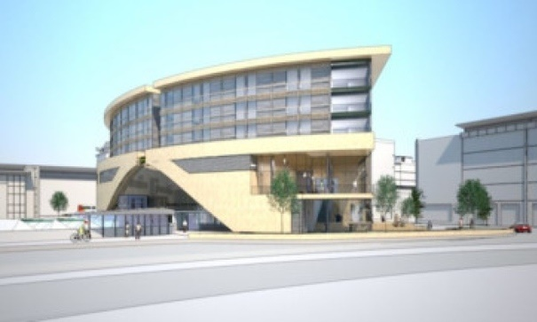 Balfour Beatty starts building Dundee station concourse