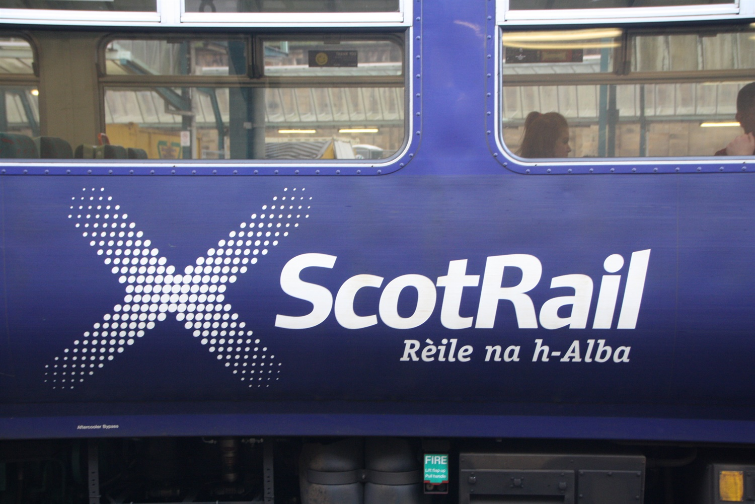 ScotRail fund to 'breathe new life' into derelict railway stations
