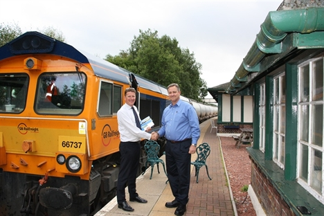 Eight new Class 66 locos for GBRf