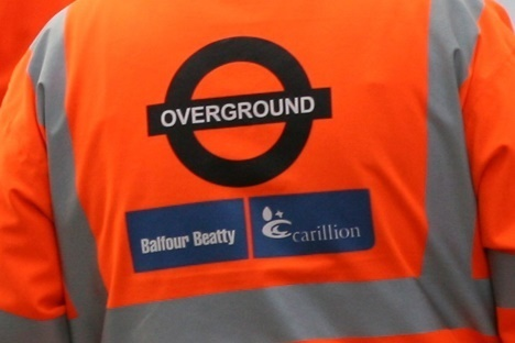 Carillion doesn't rule out third Balfour Beatty bid