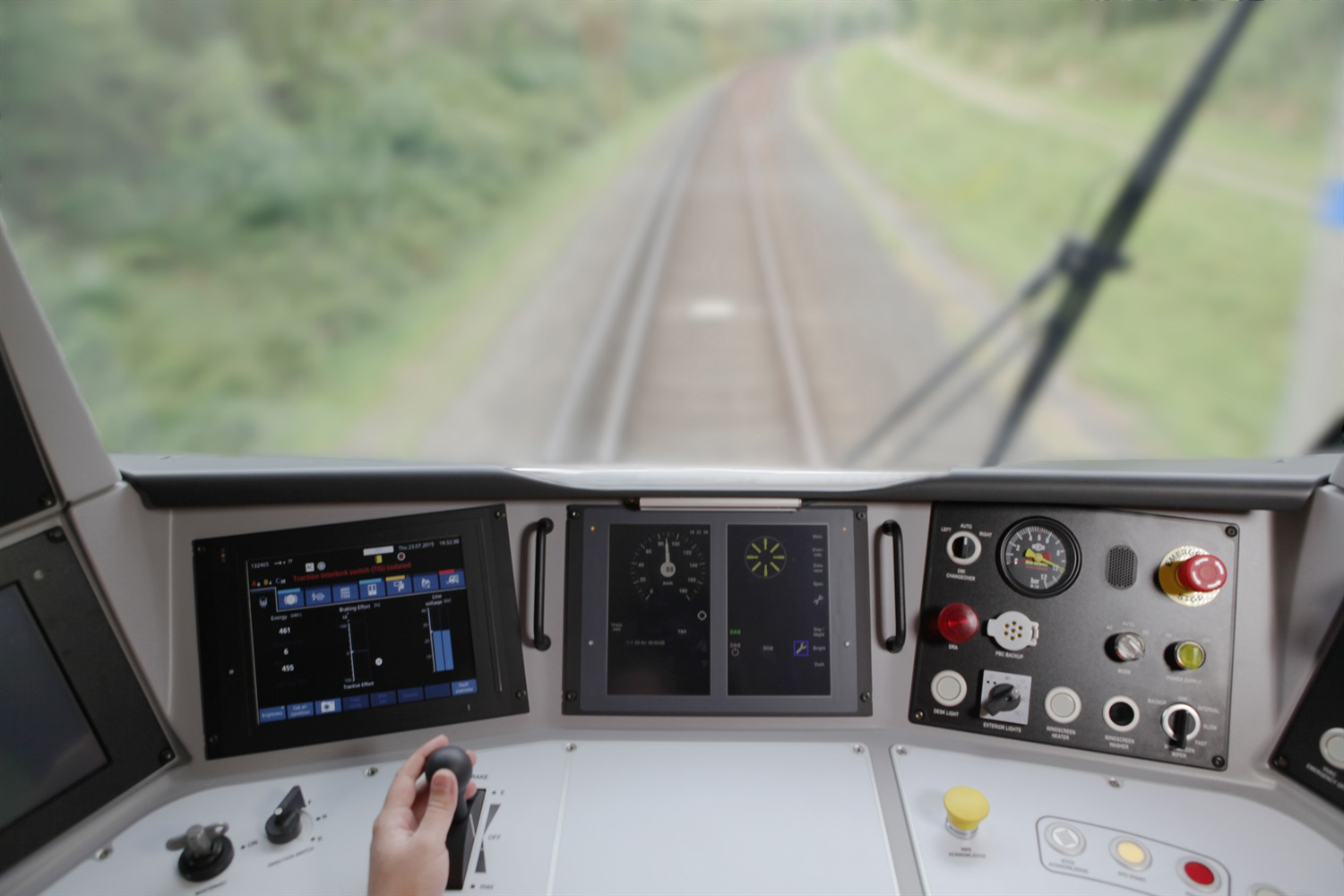 Siemens awarded multi-million pound ETCS signalling contract