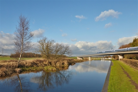 HS2 standards to protect local communities