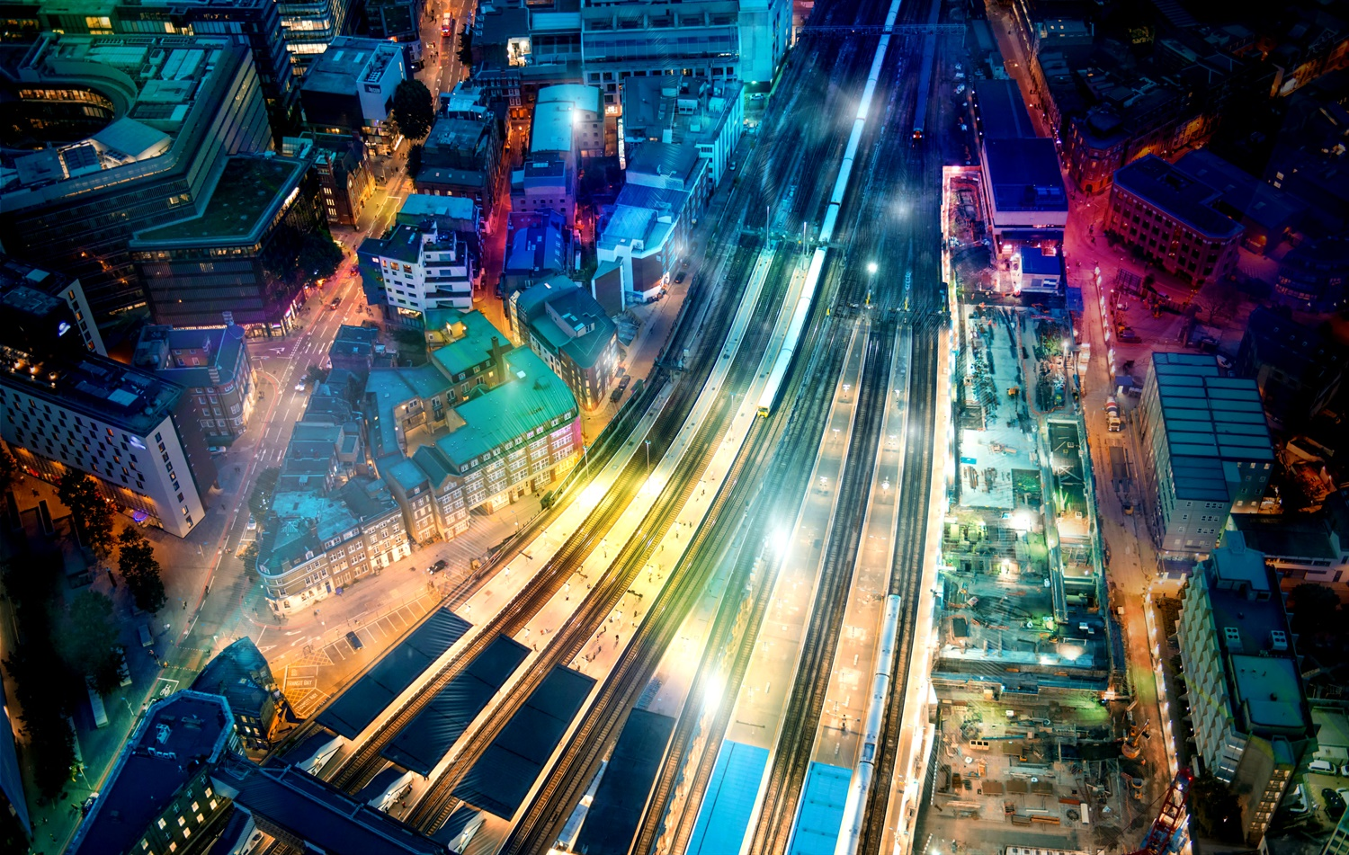Digital Railway: From potential to kinetic