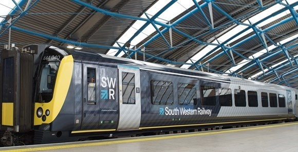 SWR and Porterbrook trial new emission-slashing rail technology