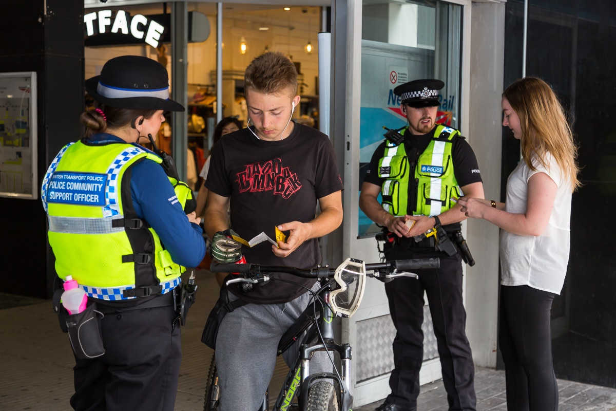 Anti-hate crime campaign launched at King's Cross St Pancras