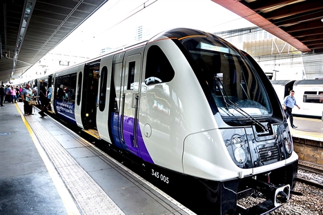 Elizabeth Line rolling stock: a culture of co-operation