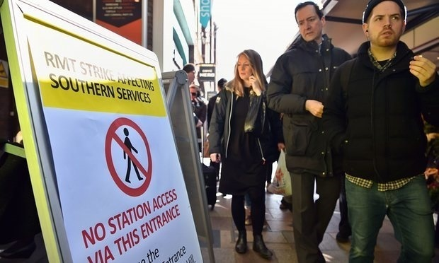 New five-day RMT strike to hit Southern