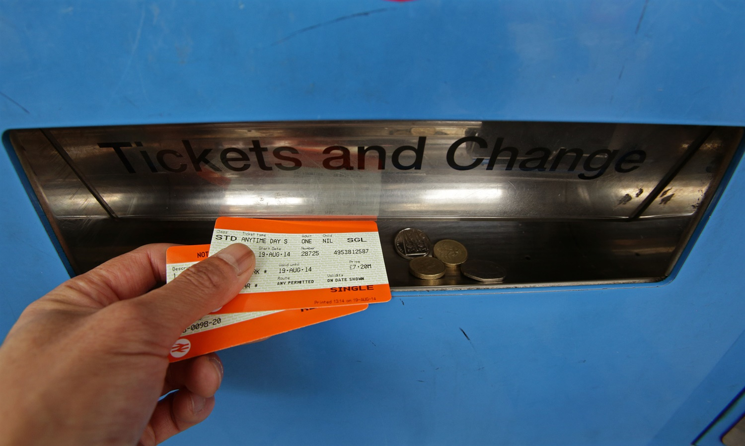 Controversial rail fare data