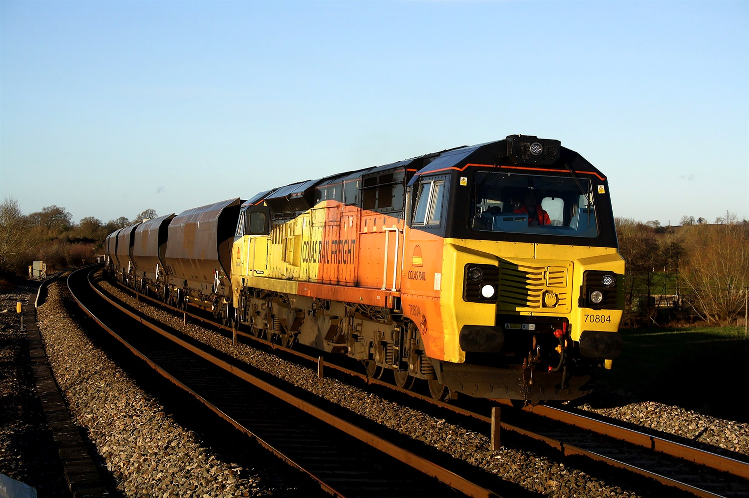 The case for rail freight