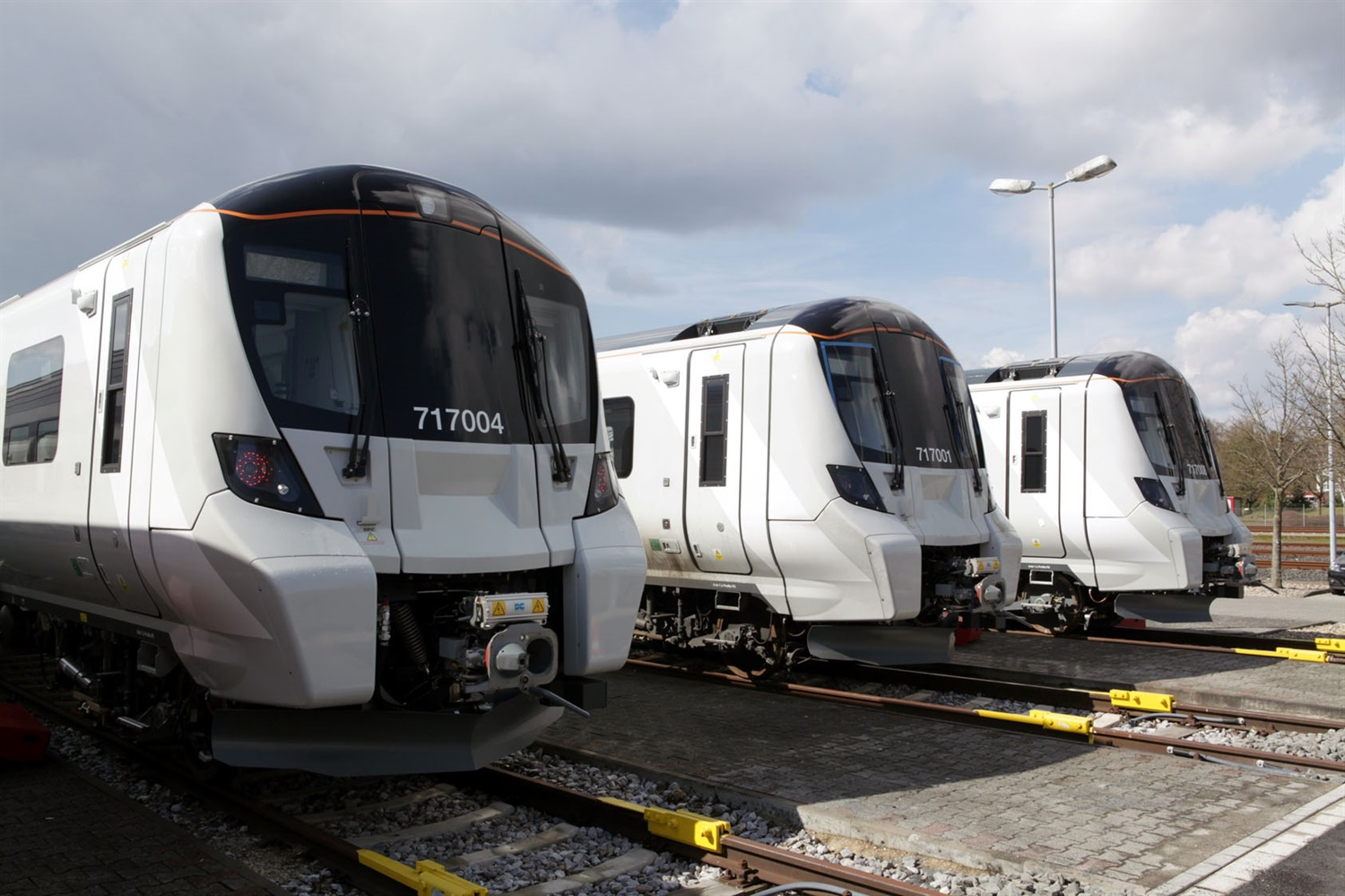 Brand-new £200m Class 717s undergo testing ahead of autumn roll-out