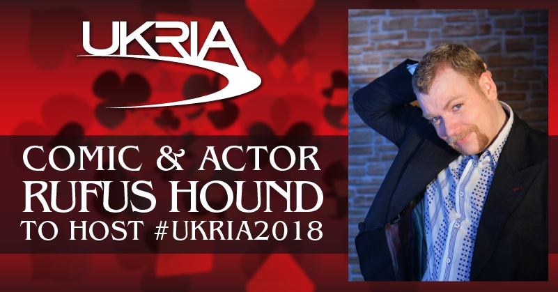 #UKRIA2018 host revealed